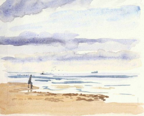2 January 2018 - Silver beach