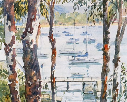 Careel Bay Wharf, Pittwater