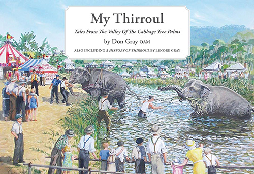 'My Thirroul' book