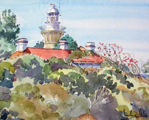 Barrenjoey Lighthouse - Palm Beach