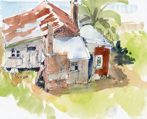 Pioneer Cottage - Careel Bay