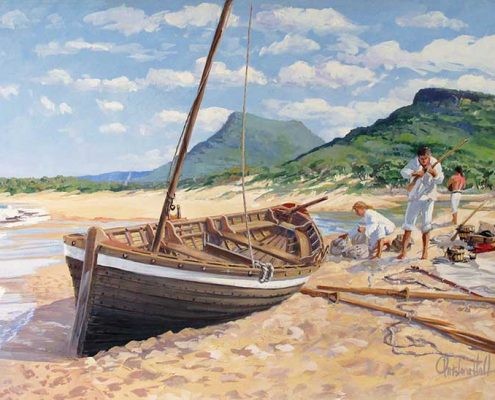 The Journey of Tom Thumb II - 'Ashore'