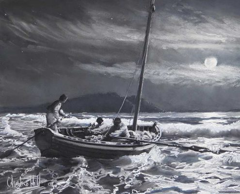 The Journey of Tom Thumb II - 'Escape from Canoe Inlet'