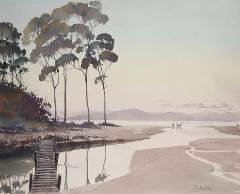 Arawarra - North Coast twilight